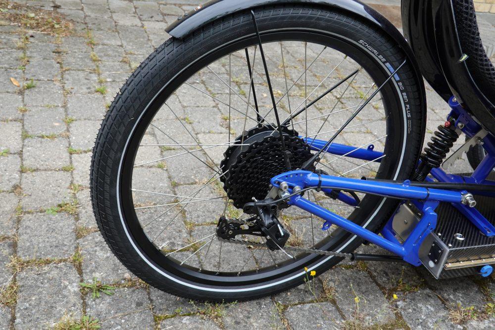 VELOKS MK3 RWD - Rear Wheel Drive, Sensible 2