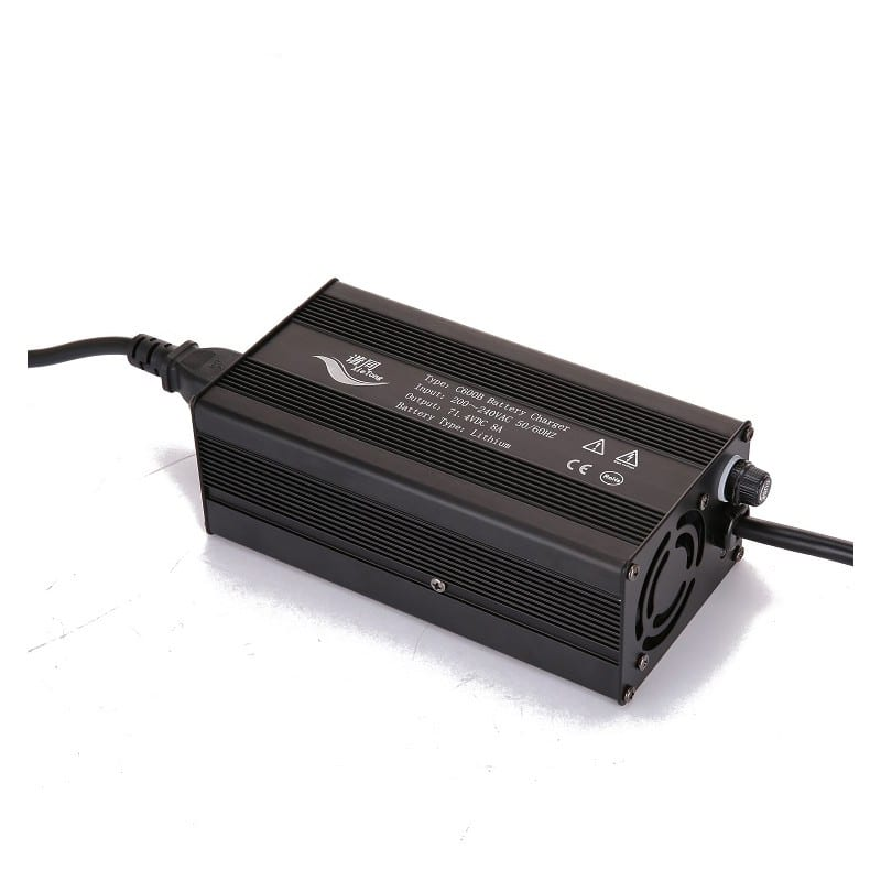 Lithium Charger 8A and 60V 1