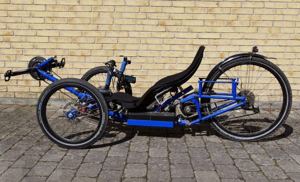 Electric Touring Trike