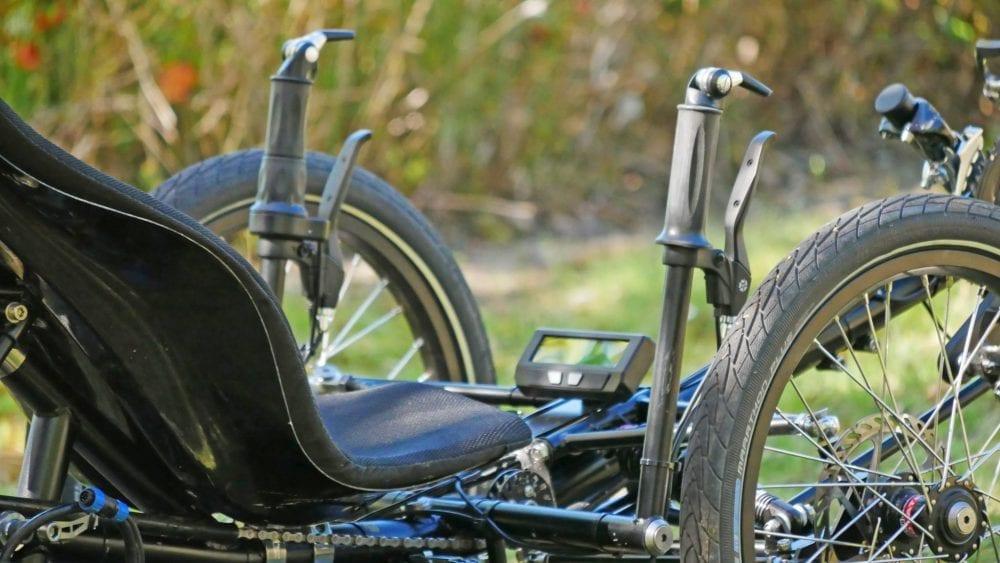 VELOKS MK3 – Full suspension electric Trike