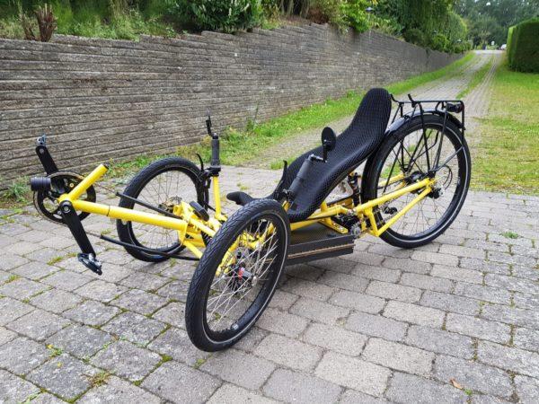 MK3 Electric Trike