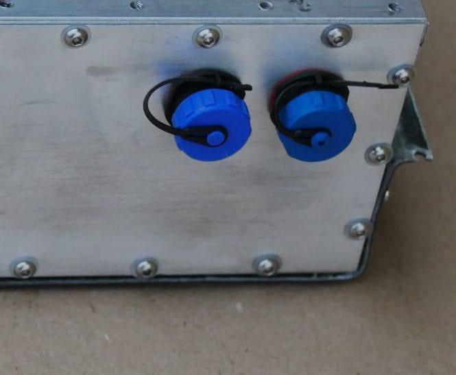 2 x 12V output 1