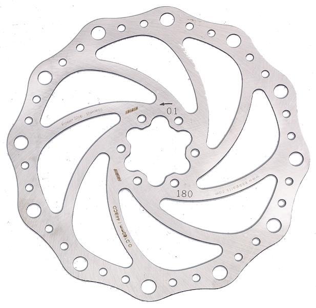 180mm Front Rotors 1