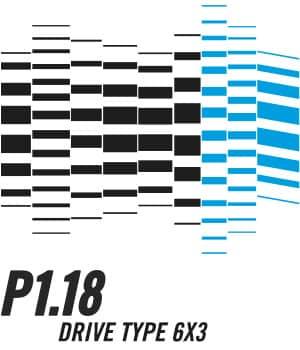 Pinion P1.18 1