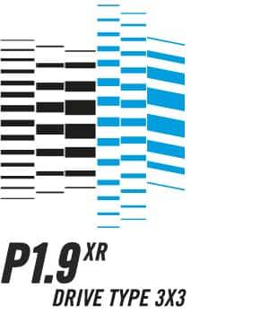 Pinion P1.9 XR 1